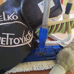 Produits et matériels utilisés par Melko Nettoyage